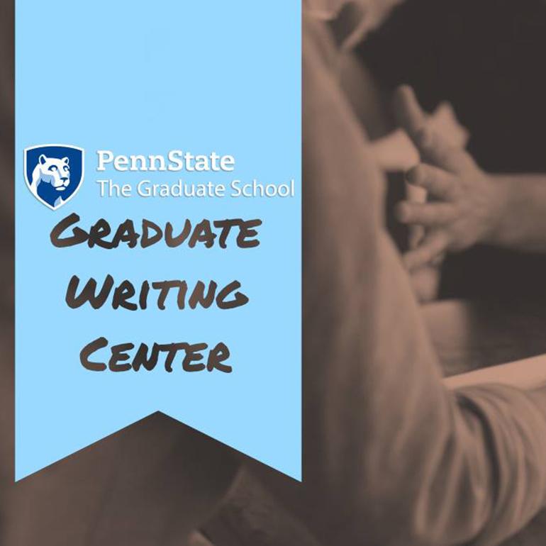 Graduate Writing Center logo